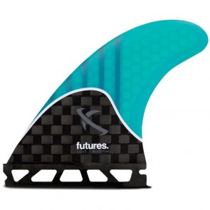 Futures Fins ...Lost Generation Medium Tri Fin Set