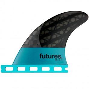 Futures Fins QD2 3.75