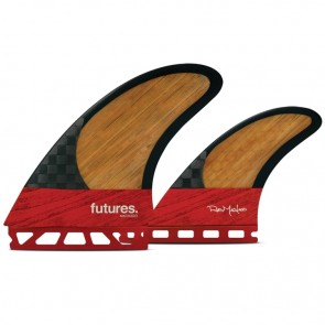 Futures Fins Machado Blackstix 3.0 Twin + 1 Fin Set