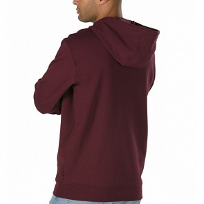 Vans Full Patch Stitch Hoody - Port Royal