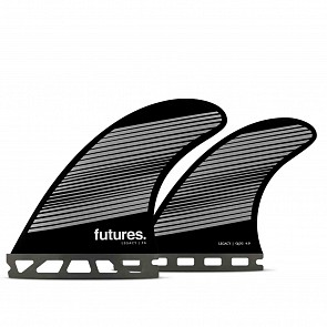 Futures Fins F6 Honeycomb Legacy Quad Fin Set