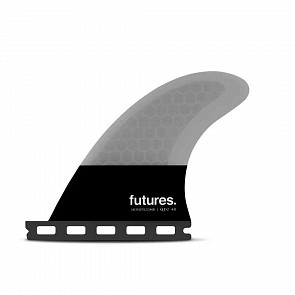 Futures Fins QD2 4.0'' Flat Honeycomb Quad Rears Fin Set