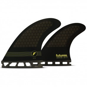 Futures Fins F6 HC Quad Fin Set
