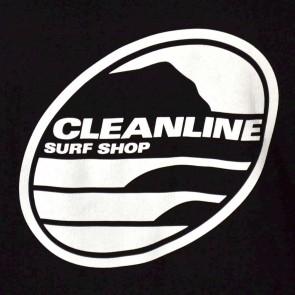 Cleanline New Rock Zip Hoodie - Black