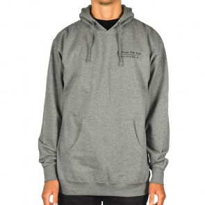 Cleanline Salmon Hoodie - Gunmetal Heather