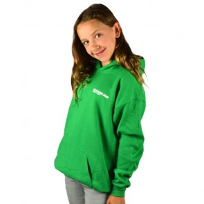 Cleanline Youth New Rock Hoodie - Irish Green