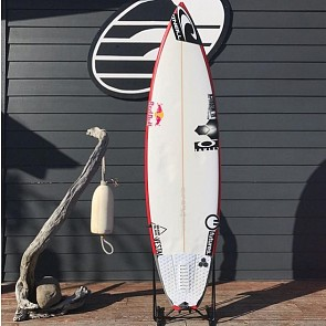 Channel Islands Girrabit 6'2 x 19 1/4 x 2 5/8 Used Surfboard - Top