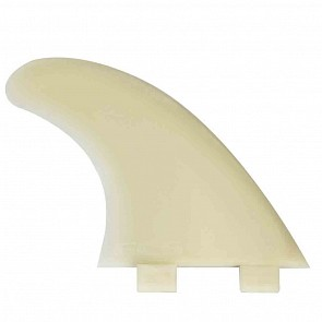 FCS Fins M3 GF GX Center Quad Fin Set - Glass