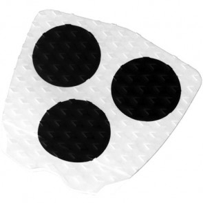 Gorilla 3 Dot Heritage Traction - White/Black