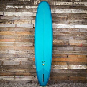 Gary Hanel Classic Square Tail 9'4 x 23 1/2 x 3 3/16 Surfboard - Turquoise