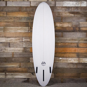 Gary Hanel Egg 6'8 x 21 x 2 11/16 Surfboard - Grey