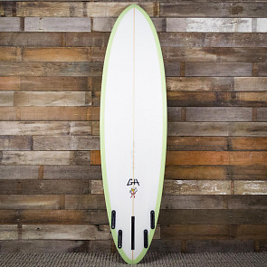 Gary Hanel Teardrop 7'2 x 22 1/2 x 2 3/4 Surfboard
