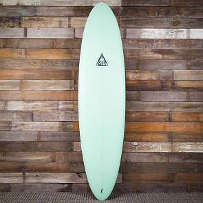 Gary Hanel Egg 7'6 x 22 x 3 Surfboard - Mint - Deck