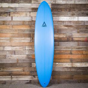 Gary Hanel Egg 8'0 x 22 1/2 x 3 Surfboard - Blue - Deck