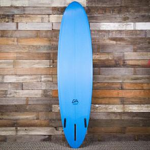 Gary Hanel Egg 8'0 x 22 1/2 x 3 Surfboard - Blue