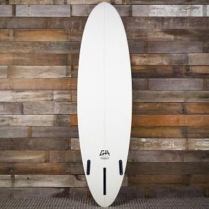 Gary Hanel Egg 6'10 x 21 1/4 x 2 3/4 Surfboard - White