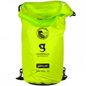 Geckobrands X Cleanline Tarpaulin 30L Dry Bag - Green