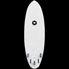 7S Double Down 6'4 x 21 1/2 x 3 Surfboard - CV