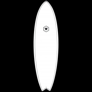 7S Surfboards Superfish 4 IM Surfboard