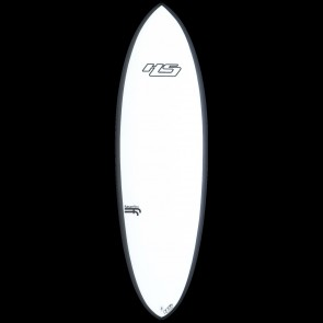 Haydenshapes Surfboards Hypto Krypto V FutureFlex Surfboard - Clear