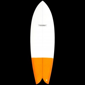 Modern Surfboards Wild Child Surfboard - Orange
