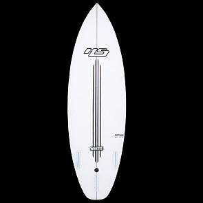 Haydenshapes White Noiz EPS Grom Surfboard
