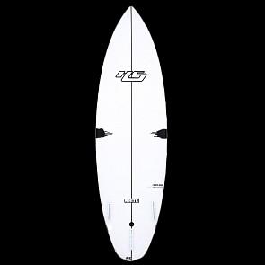 Haydenshapes White Noiz PE-C Surfboard