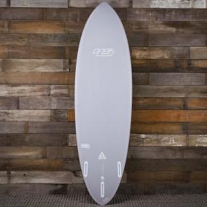 Haydenshapes Hypto Krypto 6'6 x 21 1/2 x 3 Surfboard - Stone