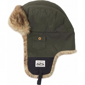 HippyTree Fargo Earflap Hat - Military