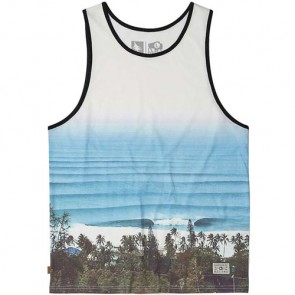 HippyTree Heights Tank - White