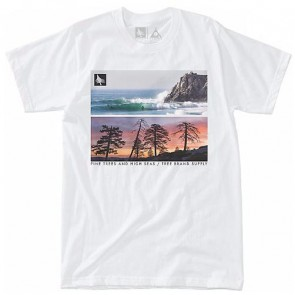 HippyTree Seapoint T-Shirt - White