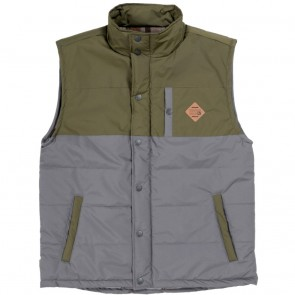 HippyTree Sonora Vest - Charcoal