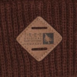 HippyTree Piedmont Beanie - Rust