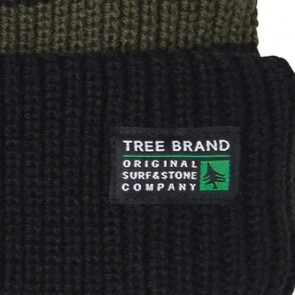 HippyTree Winston Beanie - Military