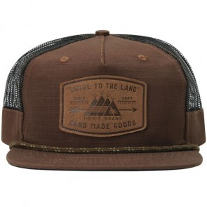 HippyTree Wichita Hat - Brown
