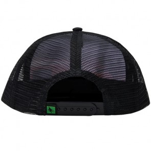 HippyTree Palmdale Trucker Hat - Black