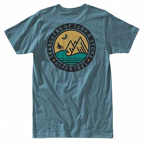 Hippy Tree Southpoint T-Shirt - Blue
