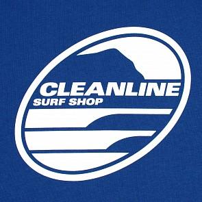 Cleanline New Rock Zip Hoody - Sea Blue