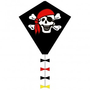 HQ Kites Eddy Kite - Jolly Roger