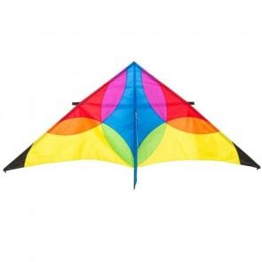 HQ Kites Delta Sport Rainbow Kite