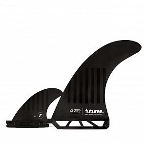Futures Fins 7.0 HS 2 + 1 Longboard Fin Set