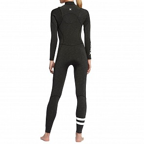 Hurley Women's Advantage Plus 3/2 Chest Zip Wetsuit - 2018
