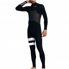 Hurley Advantage Plus 3/2 Chest Zip Wetsuit - 2018