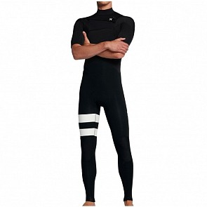 Hurley Advantage Plus 2/2 Short Sleeve Chest Zip Wetsuit