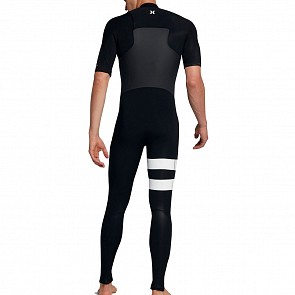 Hurley Advantage Plus 2/2 Short Sleeve Chest Zip Wetsuit - 2018