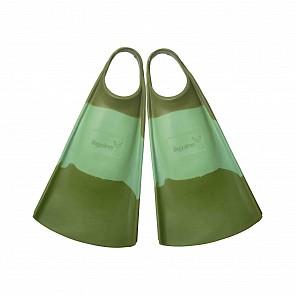 Hydro Original Swim Finz - Green/Olive