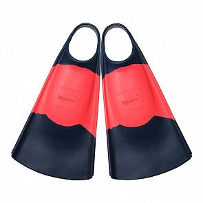 FCS - Hydro Original Swim Finz - Navy/Coral