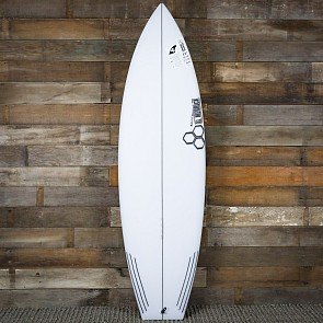 Channel Islands Neck Beard 2 6'0 x 20 1/8 x 2 11/16 Surfboard - Deck