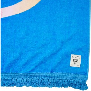 Billabong Lay It On Me Towel - Azul Blue