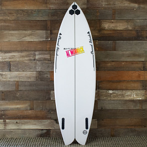 Channel Islands Fish Beard Custom 5'9 x 19 5/8 x 2 1/2 Surfboard